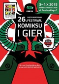 26. Międzynarodowy Festiwal Komiksu i Gier w Łodzi