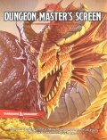 Dungeon Master's Screen 5E
