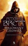 Malowany człowiek - Peter V. Brett