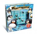 Pingwiny na lodzie