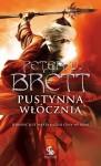 Pustynna Włócznia. Księga 2 - Peter V. Brett