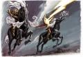 13th Age, Glorantha i czarne konie