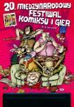 20. Międzynarodowy Festiwal Komiksu i Gier