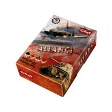 Alianci II Wojna Światowa – Karty do gry.