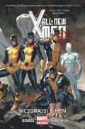 All-New X-Men #1: Wczorajsi X-Men