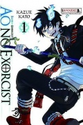 Ao No Exorcist #1