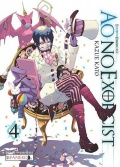 Ao No Exorcist #4