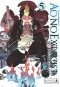 Ao No Exorcist #5