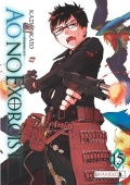 Ao no Exorcist #15