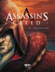 Assassin's Creed #03: Accipiter (twarda oprawa)