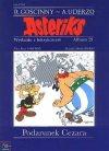 Asteriks #21: Podarunek Cezara (wydanie granatowe)