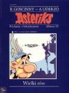 Asteriks #25: Wielki rów (twarda oprawa)
