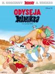 Asteriks #26: Odyseja Asteriksa (wydanie białe-reedycja)