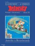 Asteriks #28: Asteriks u Rzeszehezady (wydanie granatowe)