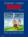 Asteriks #33: Kiedy niebo spada na głowę (twarda oprawa)