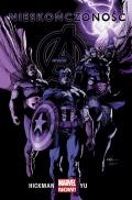 Avengers - Nieskończoność, tom 4