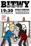 Biała bitwa komiksowa