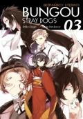 Bungou Stray Dogs. Bezpańscy Literaci #03