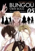 Bungou Stray Dogs. Bezpańscy Literaci #05