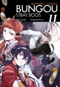 Bungou Stray Dogs. Bezpańscy Literaci #11