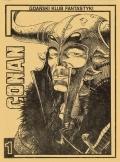 Conan #1: Czerwone ćwieki (dodruk)