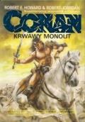 Conan. Krwawy monolit