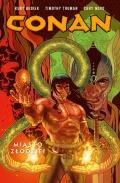 Conan (wyd. zbiorcze) #2: Miasto Złodziei