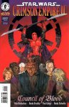 Crimson Empire 2. Council of Blood #1