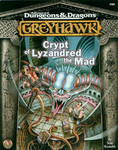Crypt of Lyzandred the Mad