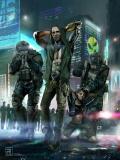 Cyberpunkowe przesłuchanie