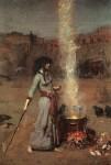 Czarownica – współczesność a tradycja. Rzecz o Babie Jadze