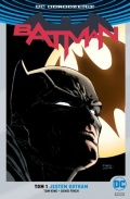 DC Odrodzenie. Batman (wyd. zbiorcze) #1: Jestem Gotham (ed. Empik)