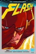 DC Odrodzenie. Flash (wyd. zbiorcze) #1: Piorun uderza dwa razy (ed. Empik)