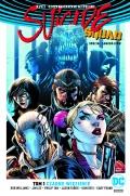 DC Odrodzenie. Suicide Squad. Oddział samobójców (wydanie zbiorcze) #1: Czarne więzienie