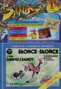 Dawid i Sandy #17 (Sandy #1/1990): Słońce słońce