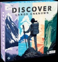Discover: Lands Unknown - nowa gra od Fantasy Flight Games
