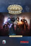 Dostępna robocza wersja zbiórki na Savage Worlds