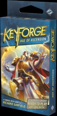 Dostępne KeyForge: Age of Ascension