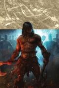 Dostępne karty postaci do Conana