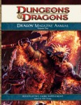 Dragon Magazine Annual, Volume 1