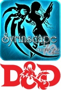 Dungeons & Dragons w Syrinscape
