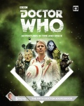 Fragmenty The Fifth Doctor Sourcebook