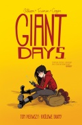 Giant Days #1: Królowe Dramy