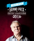 Hermann laureatem Grand Prix Angouleme 2016