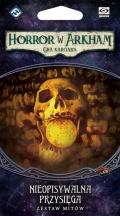 Horror w Arkham LCG: Szlak do Carcosy – Nieopisywalna przysięga