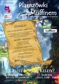 I Festiwal Gier Planszowych w Krośnie - Planszówki z Muffinem