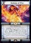Katana of Fire