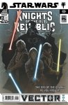 Knights of the Old Republic #25-28. Vector (#1-4)