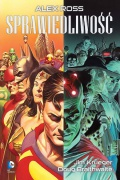 Kolejna zapowiedź Mucha Comics - Sprawiedliwość