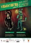 Komiksofon #5 na plakacie